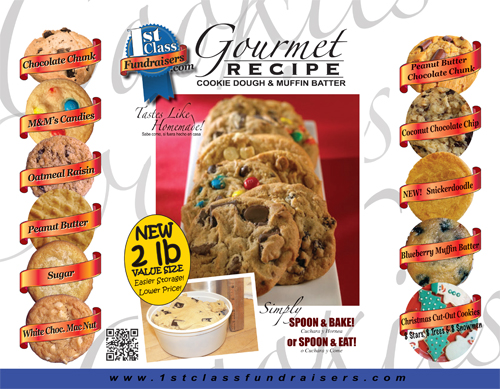 Gourmet Recipe Cookie Dough