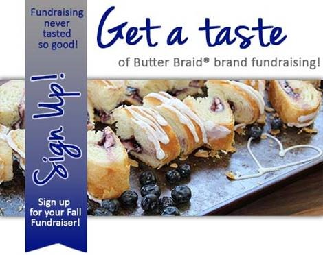 sign up for fundraiser